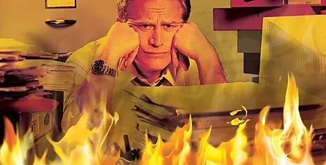 «Горю на работе». Синдром эмоционального выгорания: причины, развитие, профилактика.