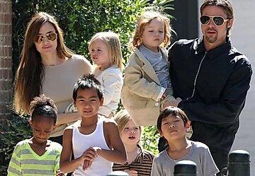 Почему разошлись Джоли и Питт?